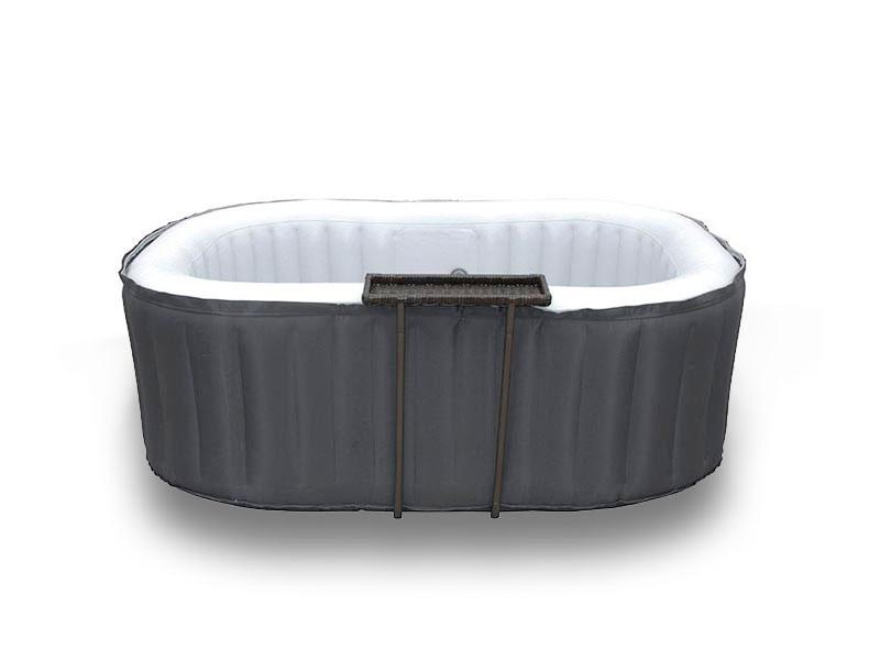 Svært Lite boblebad for smale terrasser - Nest | Mspa.no CS-47