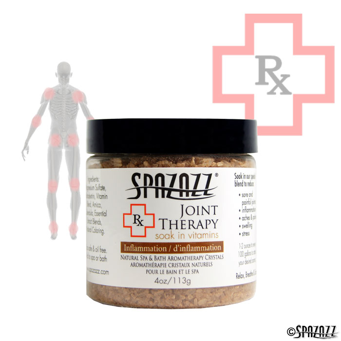 Spazazz RX – Joint Therapy