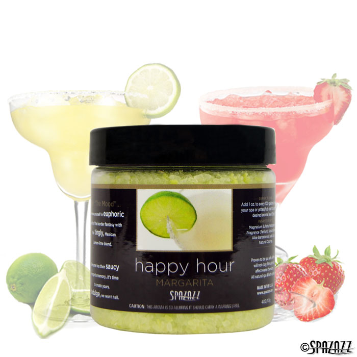 Spazazz Set The Mood Margarita (Happy Hour) Crystals