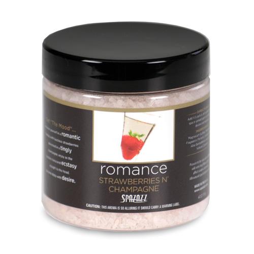 Spazazz – Romance badesalt
