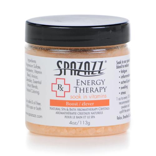 Spazazz – Energy Therapy badesalt