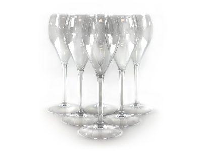 Champagneglass 6pk