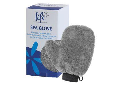 Spa glove