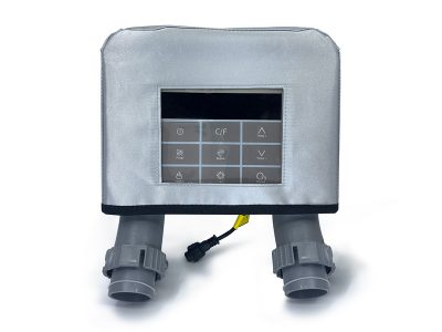 Cover LCD Control Panel
